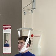 Over Door Head Halter Cervical Traction Kit