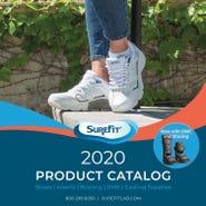 2020 SureFit Shoe Catalog