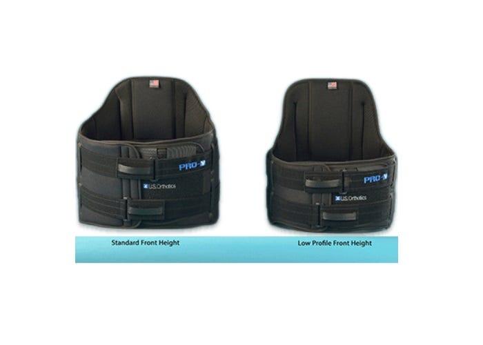 V-Line Pro V1/V2 LSO - Rigid - Lumbar Sacral Orthosis